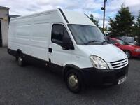 Iveco/ Daily Lwb 35s12 facelift 07 reg