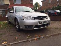 Ford Mondeo 2.0 2001 - *drives good* - alloys - £299 - not Passat vectra accord Laguna Bmw Audi