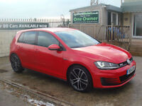 Volkswagen Golf 2.0TDI ( 184ps ) 2014MY GTD HIGH SPEC