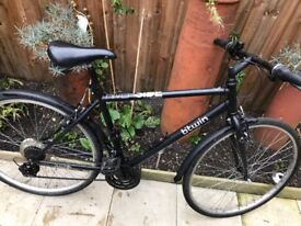 BTWIN EXCELLENT CONDITION BIKE