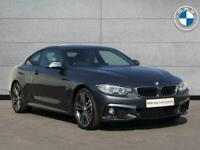 2015 BMW 4 Series 430d xDrive M Sport Coupe Coupe Diesel Automatic