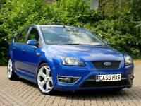 2007 56 Ford Focus 2.5 SIV ST-3 5dr WITH SUNROOF+SATNAV+LEATHER+XENONS