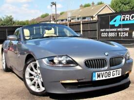 2008 BMW Z4 ROADSTER ED EXCLUSIVE 2.0I PETROL CABRIOLET CONVERTIBLE PETROL