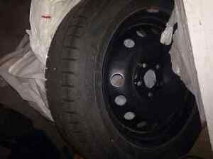 Winter Tires- only used 2 months