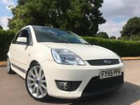 FORD FIESTA 2.0 ST 2005! *LOW MILES* TOP SPEC* WHITE*