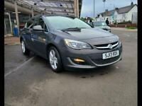 Vauxhall Astra 1.4 Sri 2013 Low miles (59kk) Full Service History 6 month Mot