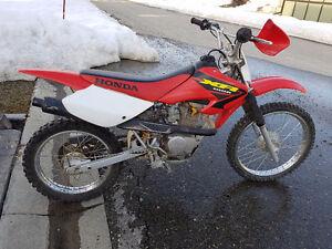 2004 HondaXR 100cc