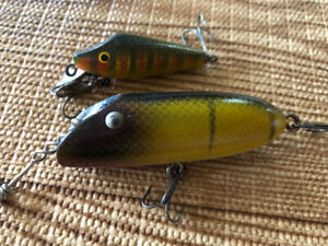 Wanted !! Buying your old fishing lures, vintage tackle, decoys