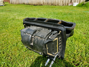BMW e46 1999-2006 blower motor and heater core