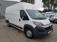New Citroen Relay L4 H3 Enterprise (A/C, Nav, Reverse Sensors. Due August)