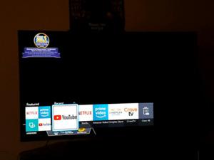 58' Samsung Smart LED TV