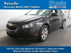 2014 Chevrolet CRUZE 1LT Just off Lease