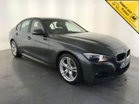 2014 BMW 318D M SPORT DIESEL 4 DOOR SALOON 1 OWNER FINANCE PART EXCHANGE WELCOME