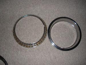 1968, 1969 Mustang styled steel wheel trim ring