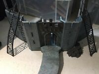 Lord Of The Rings Helms Deep Action Set