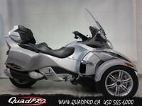 2010 Can-Am SPYDER RT SM5 !!!  SHOWROOM !!! - 57,60$/SEMAINE