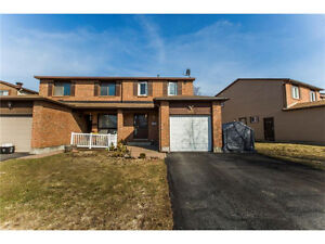 Beautiful Semi-detached home in Orleans!