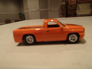 Loose Orange 1999 '99 DODGE RAM SST by JOHNNY LIGHTNING Sarnia Sarnia Area image 1