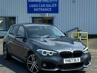 2017 BMW 1 Series 118D M SPORT SHADOW EDITION Auto Hatchback Diesel Automatic