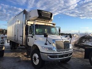 2012-4300 INTERNATIONAL REEFER TRUCK