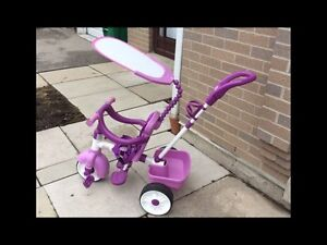 4-in-1 Little Tikes Tricycle