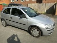 2005 VAUXHALL CORSA 1.3 DIESEL (sell or swap)