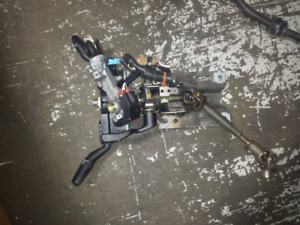 Acura RSX DC5 Steering knuckle / ignition switch & controls