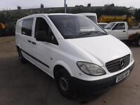MERCEDES VITO 109 CDI COMPACT SWB, Grey, Manual, Diesel, 2006