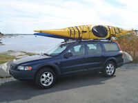 2001 Volvo XC70, great cond., + brand new summer & winter tires