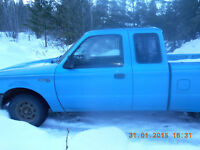 1994 Ford Ranger for Parts or to Fix UP