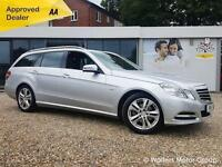 Mercedes E Class E200 Cgi Blueefficiency Avantgarde Estate 1.8 Automatic Petrol