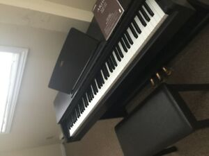 2016 Yamaha 88 Key Digital Piano