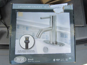 NEW Bathroom Faucet  tap and drain