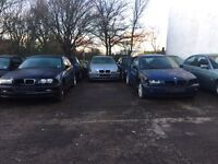 [Simmons BMW] BMW 3 Series E36 & E46 - Suspension Hubs Trailing Arms Engines & spares