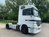 Mercedes-Benz ACTROS 1848 DUAL SLEEPER CAB THREE PEDAL AUTOMATIC GEARBOX