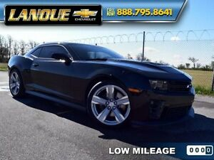 2013 Chevrolet Camaro ZL1   One Owner-Only 20000km-Supercharged