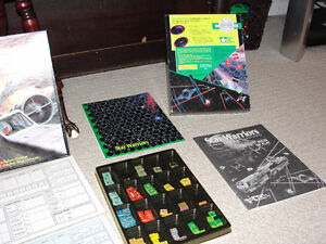 Star Wars Star Warriors Board Game 1987 London Ontario image 4