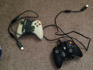 Selling Xbox 360, games and controllers included Kingston Kingston Area image 3