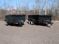 ####  2015 Dump Trailers for sale STARTING AT $5799.00  ####