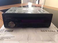 Kenwood KDC - W3044 car stereo