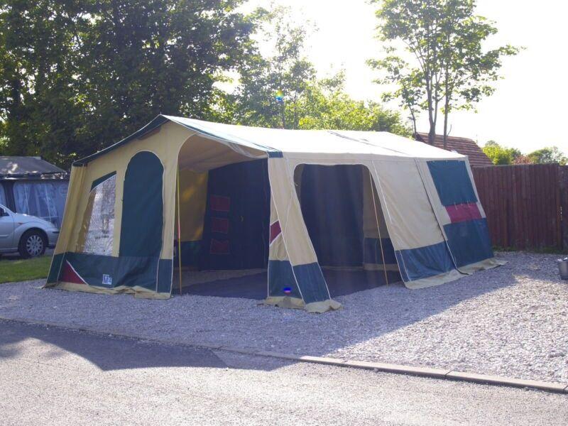 Trailer Tent Jamet Kentucky 4 6 Berth In Euxton