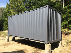 Brand New 8'x20' Shipping Container. Delivery Incl