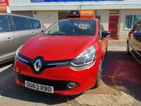 Renault Clio 2013 New Shape Dynamique Cheap Insurance £20 Road Tax