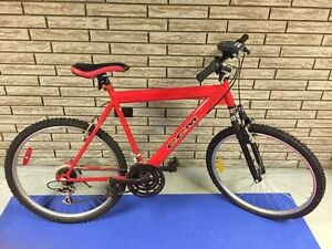 "CCM adult 22"" bike"