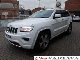 2017 Jeep Grand Cherokee V6 CRD SUMMIT Diesel white Automatic