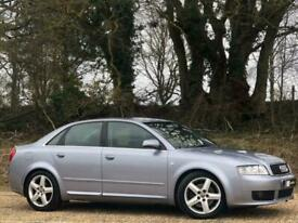 image for 2004 Audi A4 2.4 Sport [6] S Line 4dr Manual [2004-04] SALOON Petrol Manual