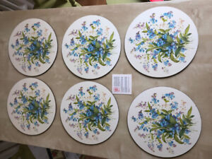 Pimpernel Placemats and Coasters