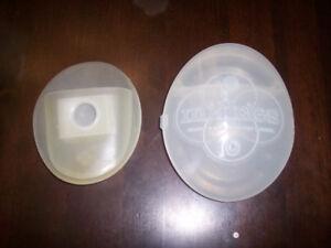 Coquille usagée pour récupérer le lait maternel- Milk Saver