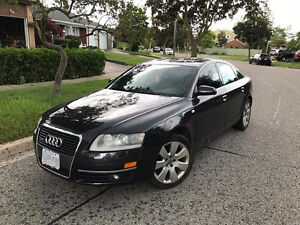 2006 Audi A6 Fully loaded 3,2 QATTRO Sedan
