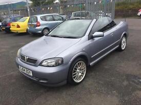 2004 Vauxhall Astra 1.8 i 16v 2dr